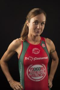 Our Canadian pro triathlete Brooke, is one of the world class athletes racing in this brand!