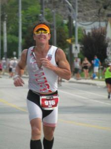 Jeff is a LD triathlete, with the willing to go to Hawaii 2016!
