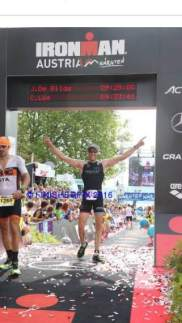 Jorn has prooved being a topathlete, finishing in 9h29'in his first Ironman! Great!