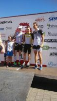 Tom wins in duathlon La Gileppe after a massive race!