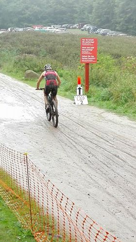 A wet and muddy race in Denmark for Joeri!