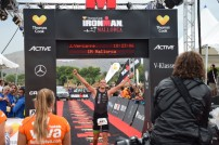Jurgen is an Ironman, after breaking his chain in Ironman Maastricht after 10km he was keen on a new chance!