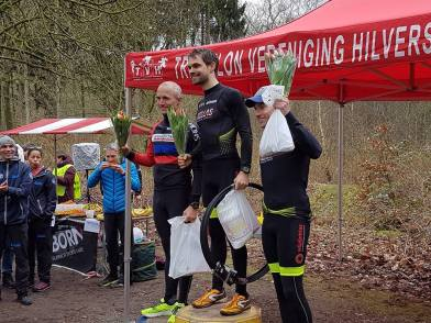 Adrian 2nd in duathlon Hilversum