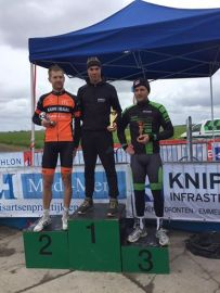 3rd overall spot, but the win in his AG for Hans on Silent Saturday