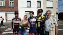 Robbe 2nd in Leuze!
